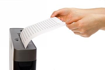 Le destructeur de documents, un appareil adapté aux besoins de détruire les données confidentielles