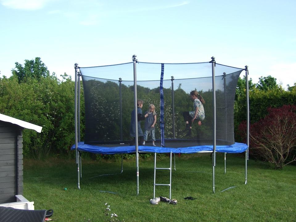 Le trampoline : Une autre façon de s'amuser pour vos enfants