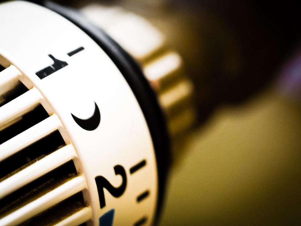 Le fonctionnement de la tête thermostatique connectée