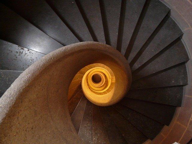 Tout sur l'escalier en colimaçon.